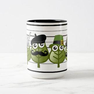 The Usual Genealogy Suspects Mug