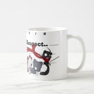 The Usual Suspect.. Coffee Mug