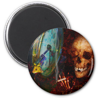 The Usual Suspects 2 Inch Round Magnet