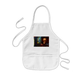 The Usual Suspects Kids' Apron