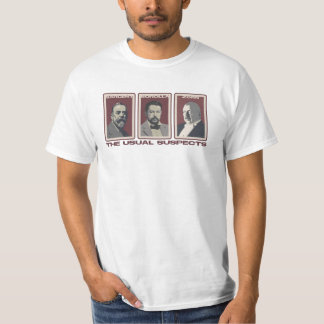 THE USUAL SUSPECTS SHIRT