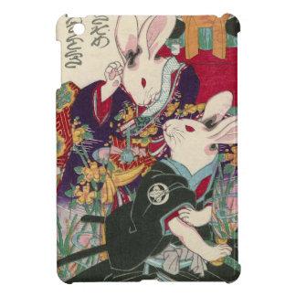 The Utagawa 芳 rattan, 'can flat the original Case For The iPad Mini