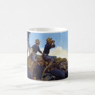 The Utah Light Artillery by Keith Rocco Coffee Mug