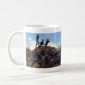 The Utah Light Artillery by Keith Rocco Classic White Coffee Mug