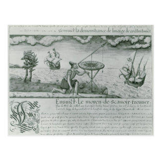 The Utilisation of the Sextant Postcard