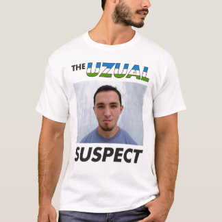 The Uzual Suspect T-Shirt