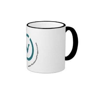 The V Coffee Mug