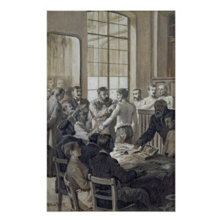 The Vaccination Print