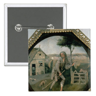 The Vagabond/The Prodigal Son, c.1510 Button