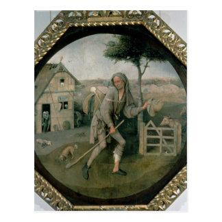 The Vagabond/The Prodigal Son, c.1510 Postcard
