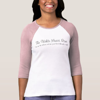 The Vahle Music Rant Tee Shirts