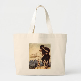 The Valiant Tailor Large Tote Bag