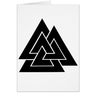 The Valknut Card
