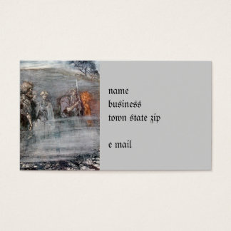 The Valkyrie Business Card