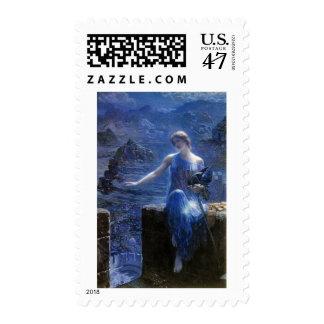 The Valkyries Vigil Stamp