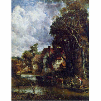 The Valley Farm By John Constable (Best Quality) Cutout