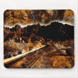 The Valley of Fire Mouse Pad