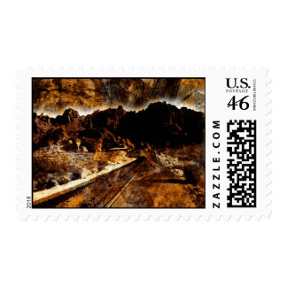 The Valley of Fire Stamps