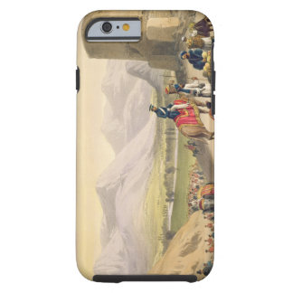 The Valley of Maidan, from 'Sketches in Afghaunist Tough iPhone 6 Case
