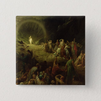 The Valley of Tears, 1883 Pinback Button