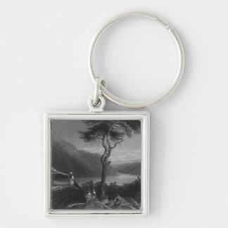 The Valley of the Shenandoah, from Jefferson Keychain