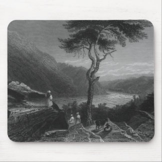 The Valley of the Shenandoah, from Jefferson Mouse Pad