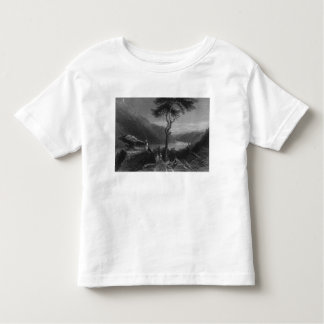 The Valley of the Shenandoah, from Jefferson Toddler T-shirt