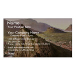 The valley, Sarca, Garda, Lake of, Italy classic P Business Cards