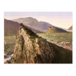 The valley, Sarca, Garda, Lake of, Italy classic P Postcards
