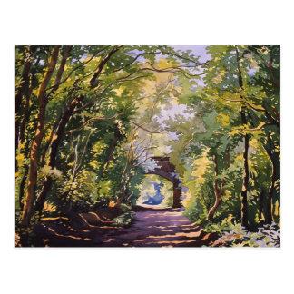 The Valley Walk Sudbury 2001 Postcard