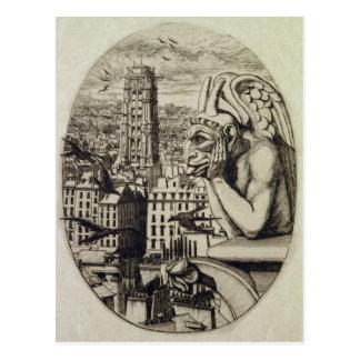 The Vampire , 1853 Postcard