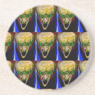 THE VAMPIRE BITES coasters