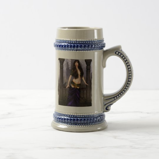 The Vampire Countess Beer Stein