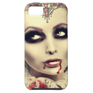 The Vampire Princess iPhone 5 Case