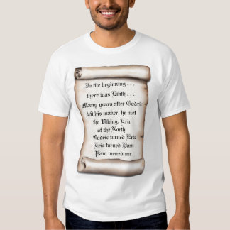 The Vampire Scrolls T Shirt