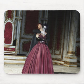The Vampires Ball Mouse Pad