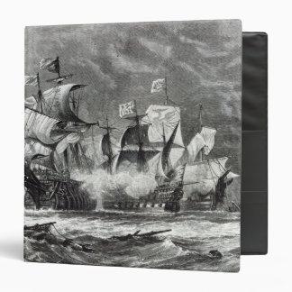 The Vanguard, under Sir William Winter Binder