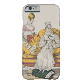 The Vapours or The Accounts Day, plate 62 from 'Le Barely There iPhone 6 Case