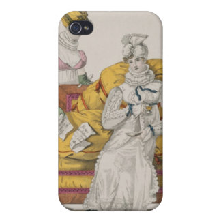 The Vapours or The Accounts Day, plate 62 from 'Le iPhone 4 Cover