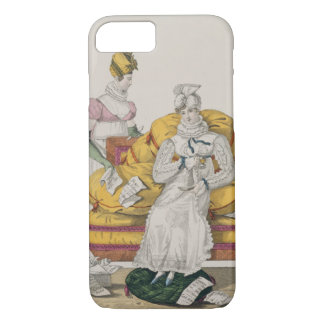 The Vapours or The Accounts Day, plate 62 from 'Le iPhone 7 Case
