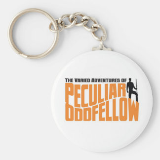 The Varied Adventures of Peculiar Oddfellow Alter Keychain