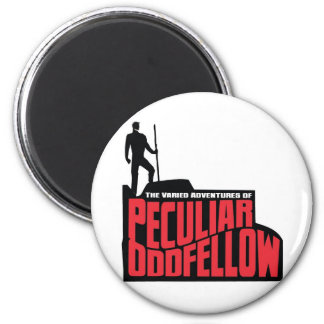 The Varied Adventures of Peculiar Oddfellow Magnet