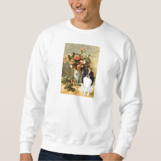 The Vase - Japanese Chin 2 Sweatshirt
