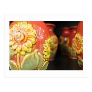 The Vase Postcard