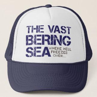 THE VAST BERING SEA... TRUCKER HAT