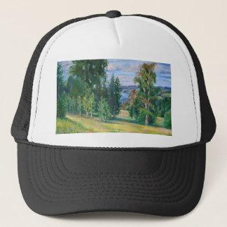The vastness of nature trucker hat