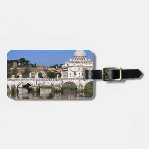 The-Vatican--Angie..JPG Travel Bag Tags