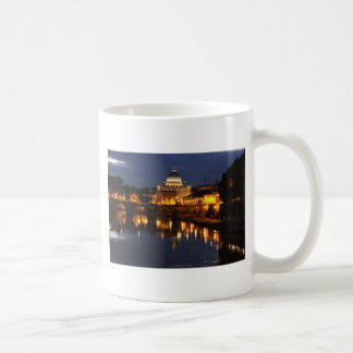 The Vatican At Night Coffee Mug