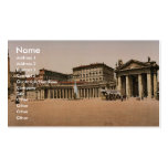 The Vatican I, Rome, Italy classic Photochrom Business Card