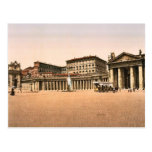 The Vatican I, Rome, Italy classic Photochrom Postcards